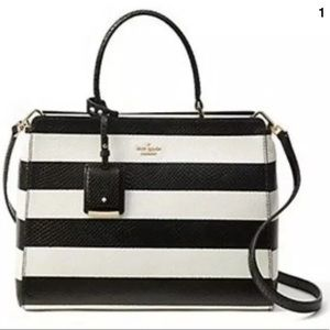 Kate Spade Benson Lane Satchel Cross Body NEW